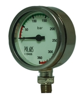 POLARIS - Kapsel Finimeter TopLine 52mm 360Bar -