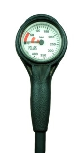 Polaris Slim Line 300 bar Finimeter -