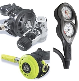 Apeks ATX40 Regulator Set, (Discontinued) -