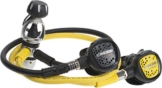 Cressi Octopusse AC2 Compact + Octopus Xs - Int, HY787051 -