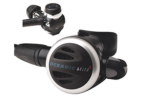 Oceanic Delta 4.2 FDX10 Maxflex DVT Scuba Diving Regulator -